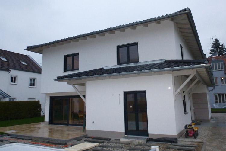 Einfamilienhaus erding heim und hausbau gmbh co kg for Hausbau einfamilienhaus