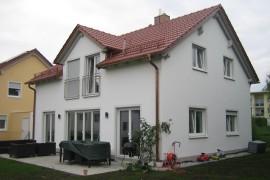 Einfamilienhaus und Doppelhaus Freising