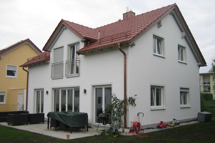 Einfamilienhaus Und Doppelhaus Freising Heim Und Hausbau Gmbh Co Kg